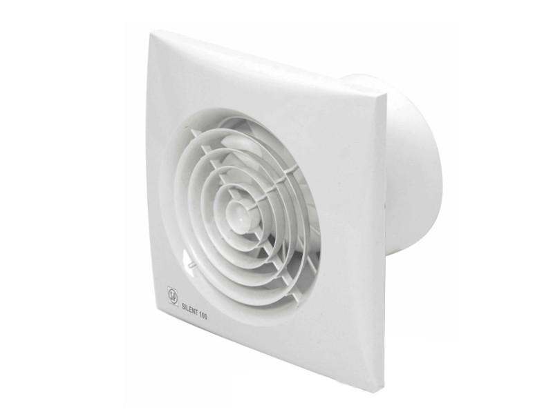 Вытяжной вентилятор Soler & Palau SILENT-100 CZ