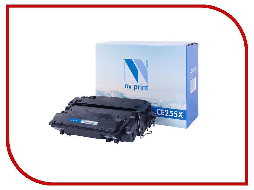 Купить Картридж NV Print CE255X для HP LJ P3015/3015D/3015DN/3015X