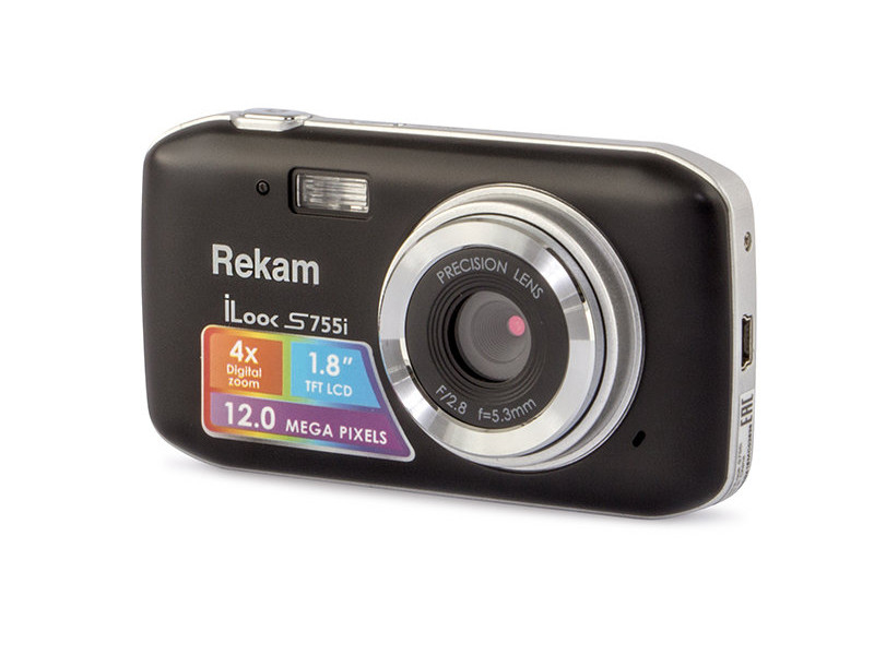 конструктор фотоаппарат Фотоаппарат Rekam iLook S755i