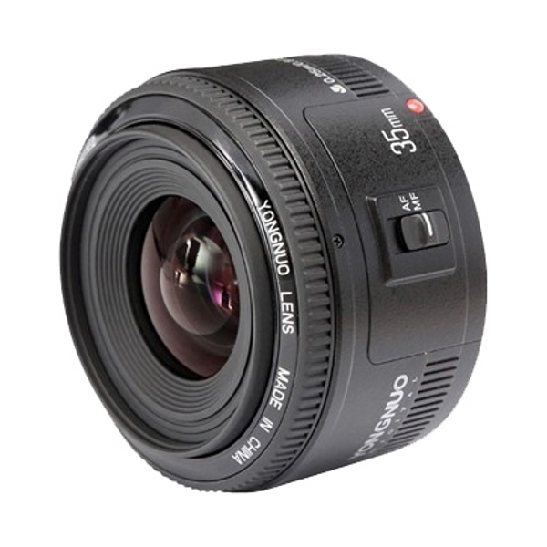 объектив fujifilm xf 56mm f 1 2 r Объектив YongNuo Canon AF 35 mm F/2 EF