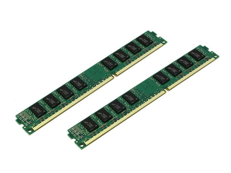 Купить Модуль памяти Kingston ValueRAM PC3-12800 DIMM DDR3 1600MHz CL11 - 16Gb KIT (2x8Gb) KVR16N11K2/16