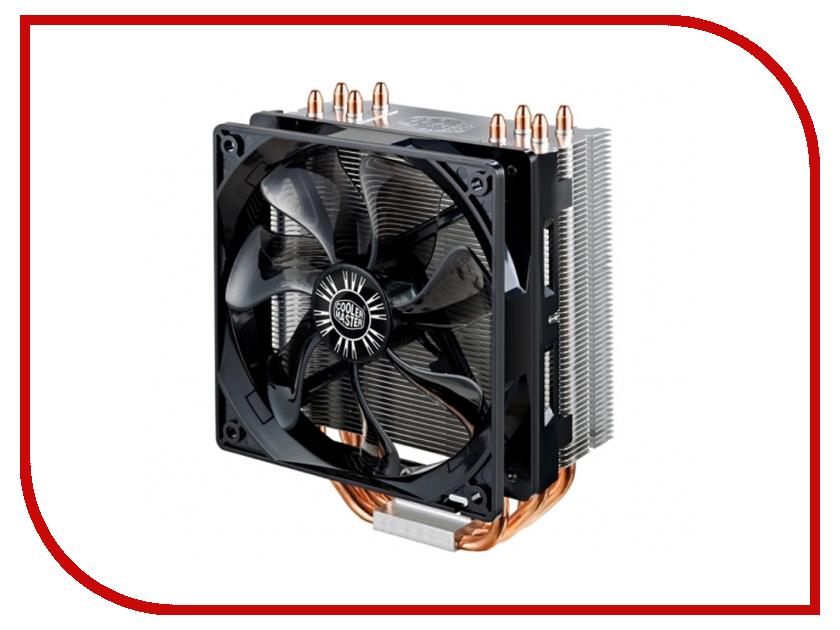 Купить Кулер Cooler Master Hyper 212 EVO RR-212E-16PK-R1 (Intel S775/S1150/1155/S1156/S1356/S1366/S2011/AM2/AM2+/AM3/AM3+/FM1)