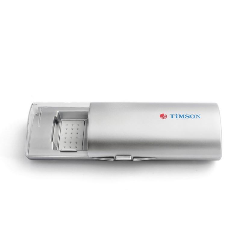 Фото - Стерилизатор ультрафиолетовый TiMSON ТО-01-278 для бритвенных станков стерилизатор timson то 01 278 ультрафиолетовый для бритвенных станков