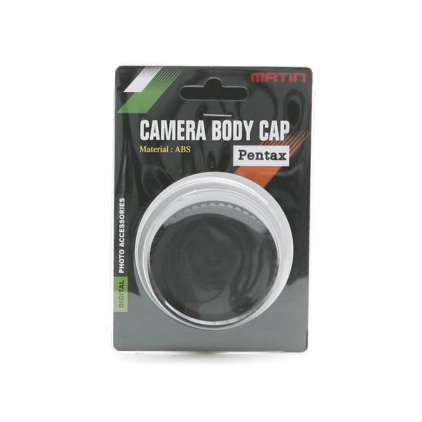 Аксессуар Заглушка на фотоаппараты Pentax Matin Body Cap M-5982