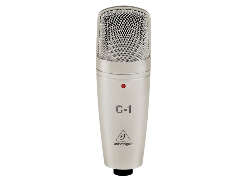 Фото - Микрофон Behringer C-1 микрофон behringer c 2