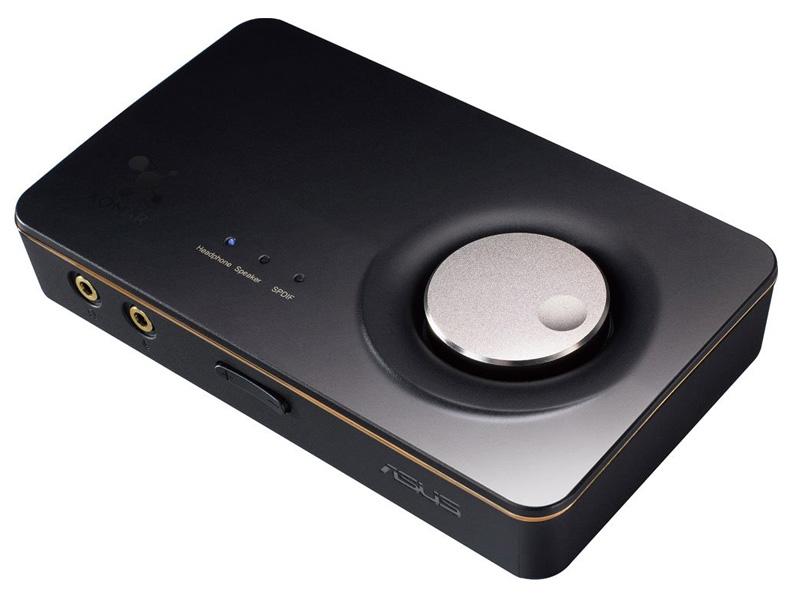 Купить Звуковая карта ASUS Xonar U7 MKII