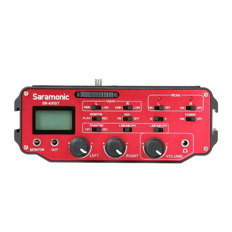 Микрофон Saramonic SR-AX107