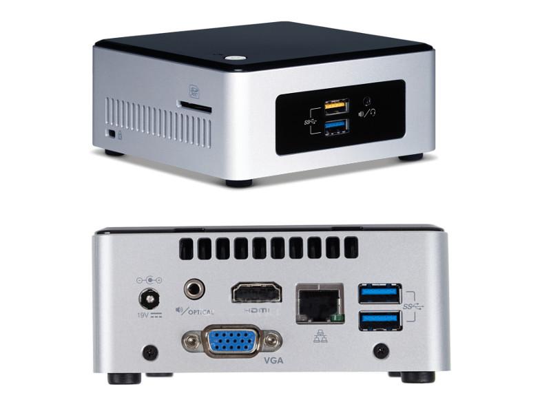 Купить Настольный компьютер Intel NUC kit BOXNUC5CPYH