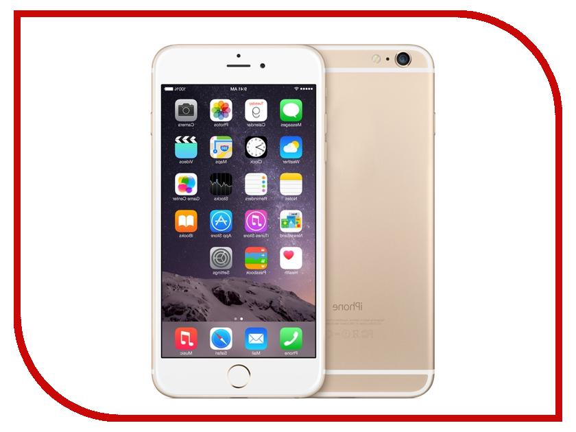 Купить Сотовый телефон APPLE iPhone 6S - 128Gb Gold MKQV2RU/A