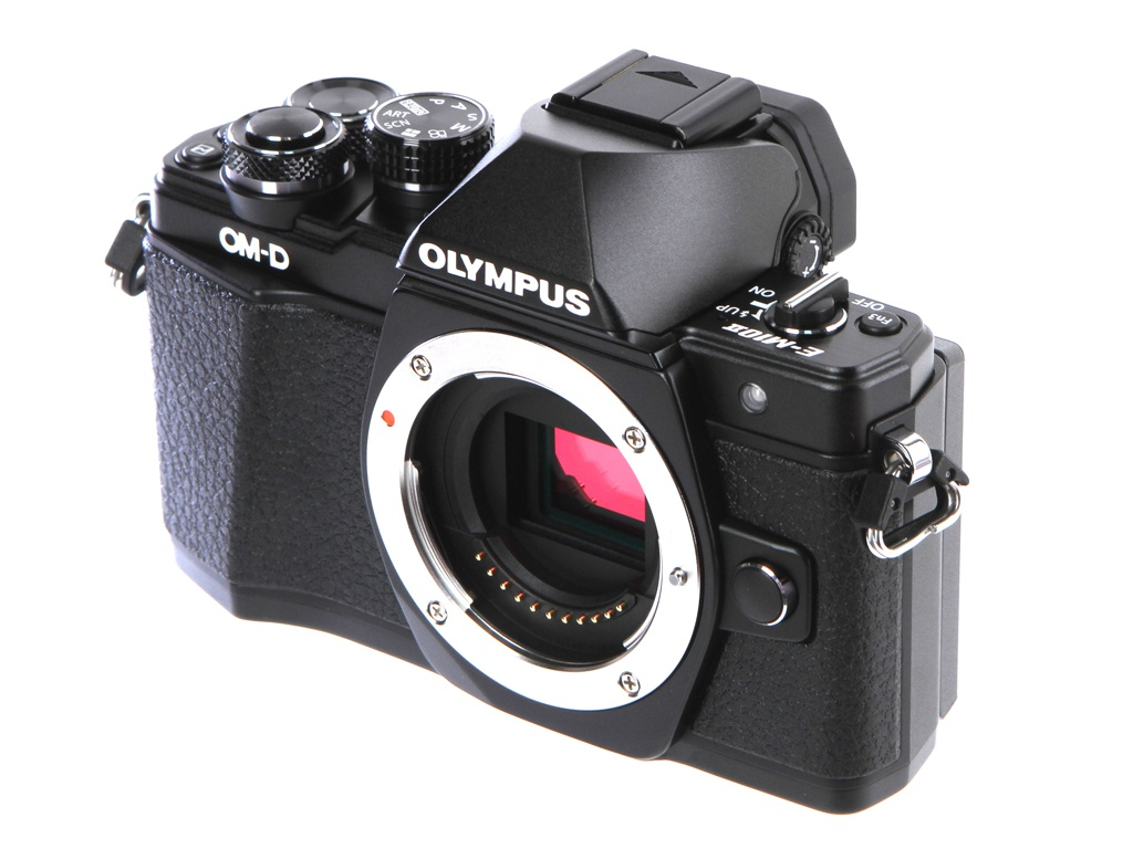 купить фотоаппарат olympus tg 3 Фотоаппарат Olympus OM-D E-M10 Mark II Kit 14-42 mm Pancake + 40-150 mm R EZ Black-Black-Black