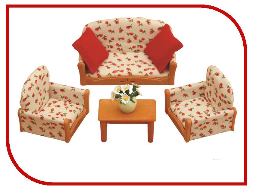 Купить Игровой набор Sylvanian Families Мягкая мебель для гостиной 2922
