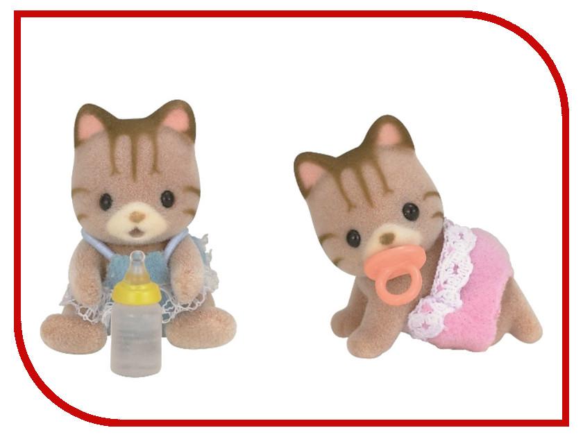 Купить Игровой набор Sylvanian Families Полосатые котята-двойняшки 5188