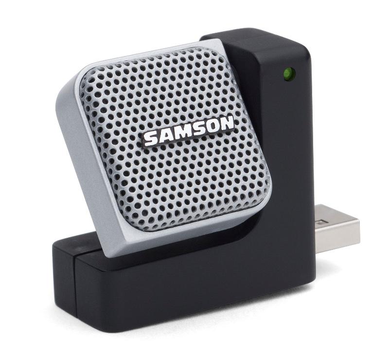 Микрофон Samson Go Mic Direct USB  - купить со скидкой