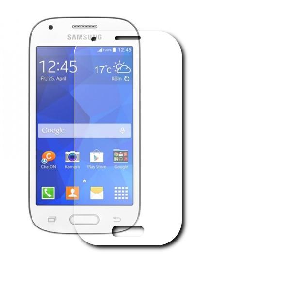 Закаленное стекло DF для Samsung Galaxy Ace Style LTE sSteel-24
