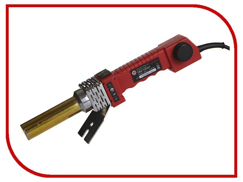 Купить Аппарат для сварки пластиковых труб Калибр СВА-1000Т