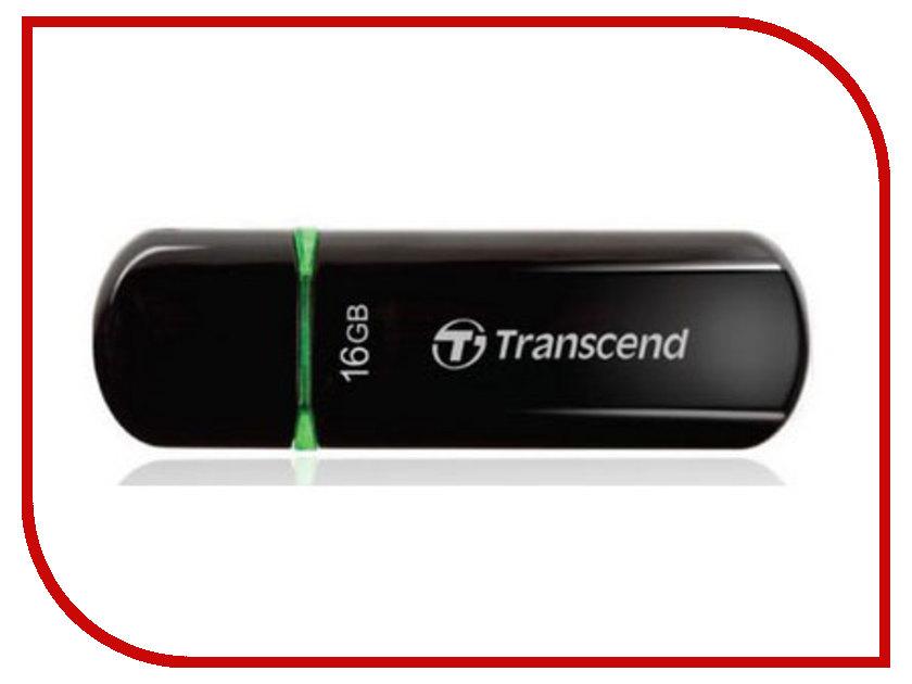 Купить USB Flash Drive 16Gb - Transcend FlashDrive JetFlash 600 TS16GJF600