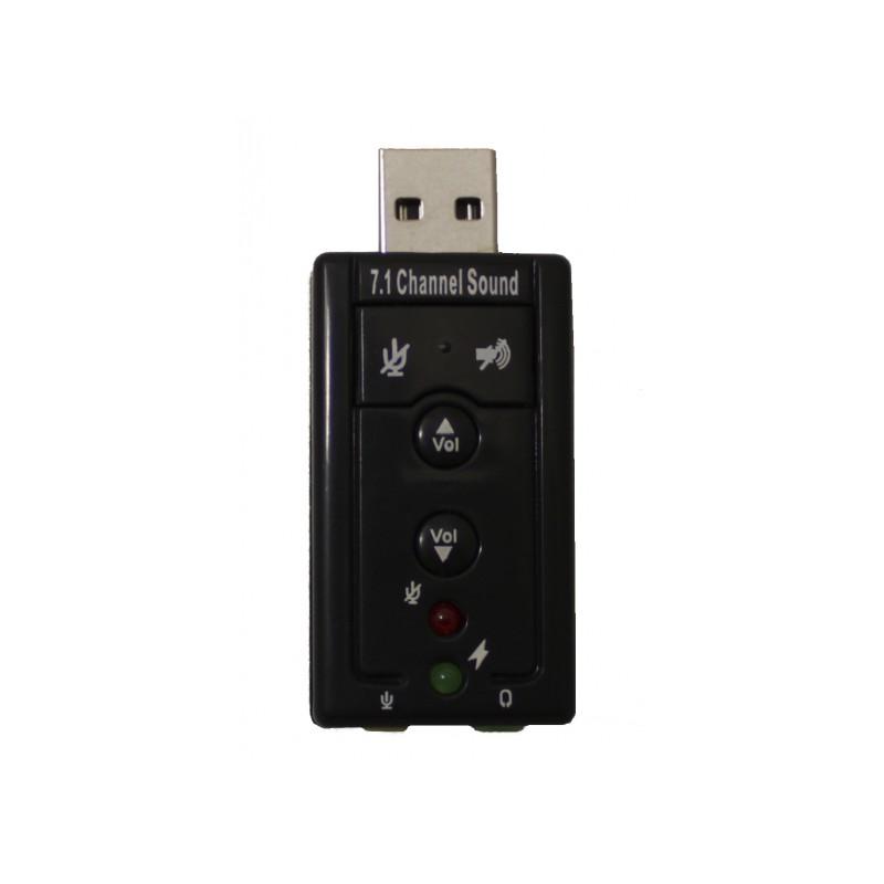 Звуковая карта Palmexx USB Sound Adapter 7.1 Channel PX/Audio7.1Chan