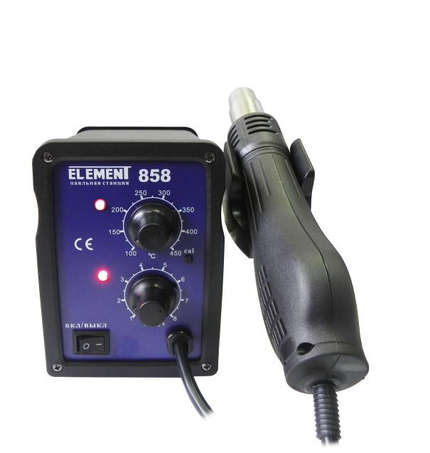 Паяльная станция Element 858