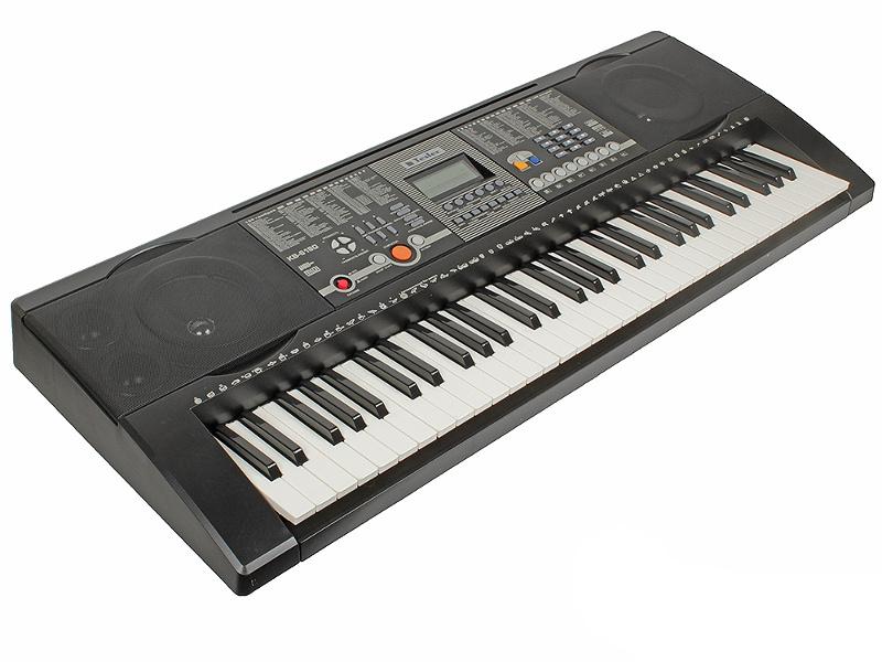 синтезатор yamaha psr s670 Синтезатор Tesler KB-6180