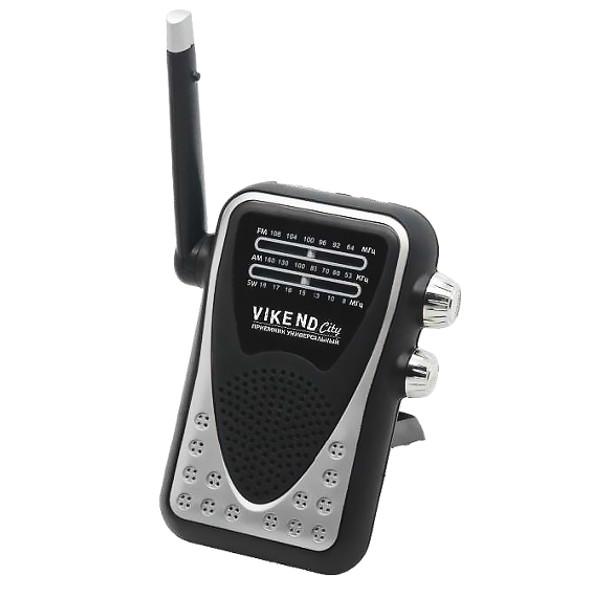 Купить Радиоприемник Сигнал electronics Vikend City