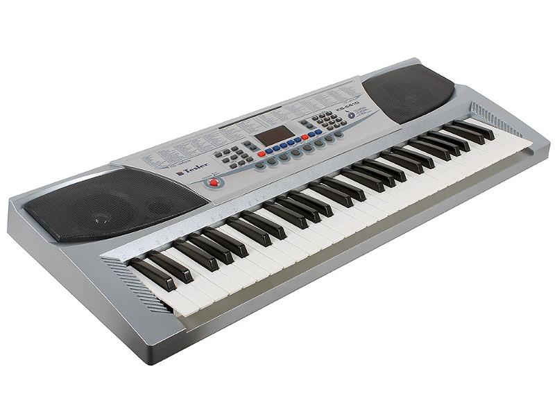 синтезатор yamaha psr s670 Синтезатор Tesler KB-5410