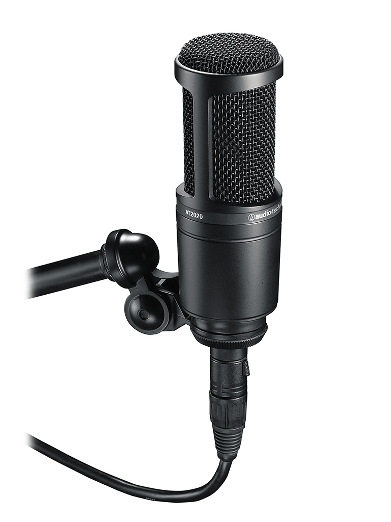 Фото - Микрофон Audio-Technica AT2020 зарядное устройство audio technica audio technica atw chg3