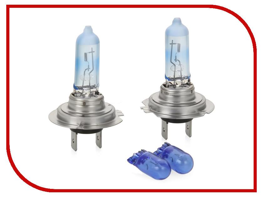 Купить Лампа Philips White Vision H7 55W 3700K 12972WHVSM (2 штуки)