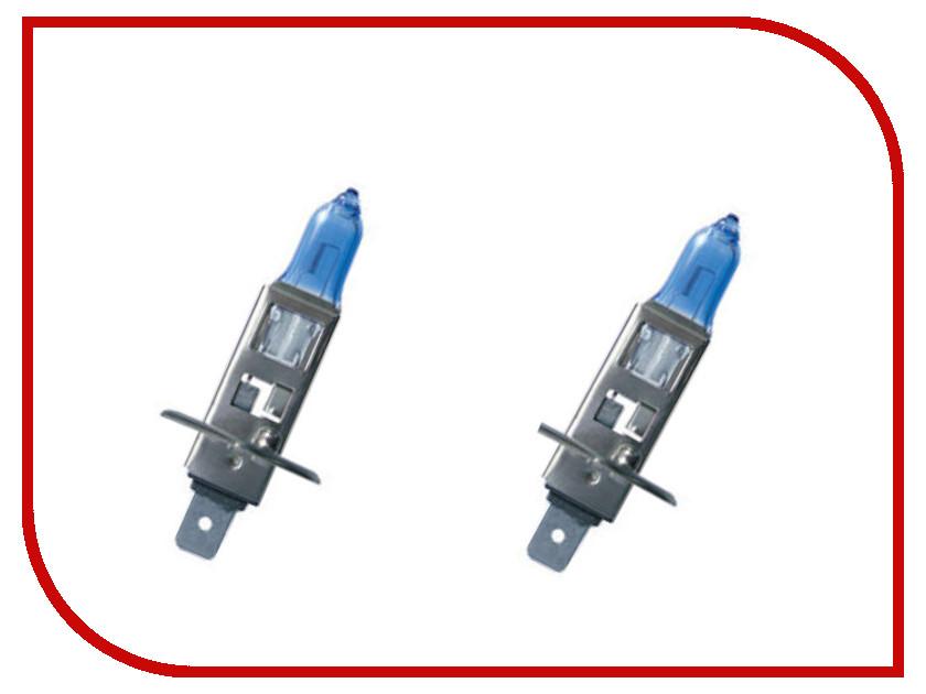 Купить Лампа Philips Crystal Vision 55W 4300K 12258CVSM (2 штуки)