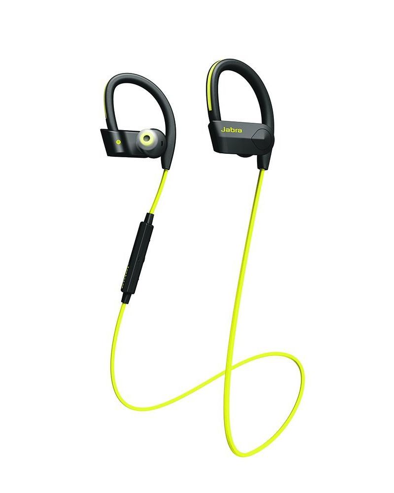Наушники Jabra Sport Pace Yellow