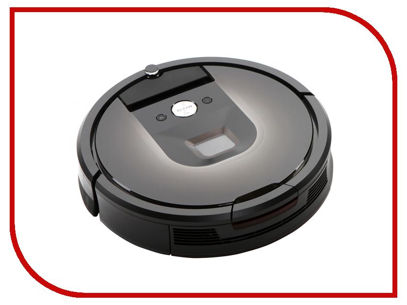 Купить Робот-пылесос iRobot Roomba 980