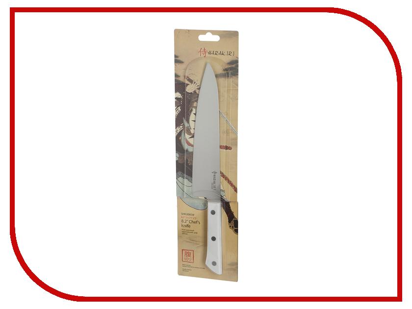 Купить Нож Samura Harakiri SHR-0085W - длина лезвия 208мм, Япония