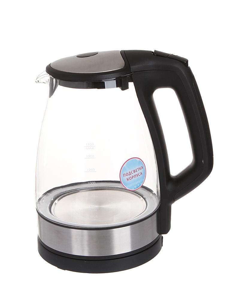 Чайник Maxwell MW-1075 1.7L чайник электрический maxwell mw 1083 стекло
