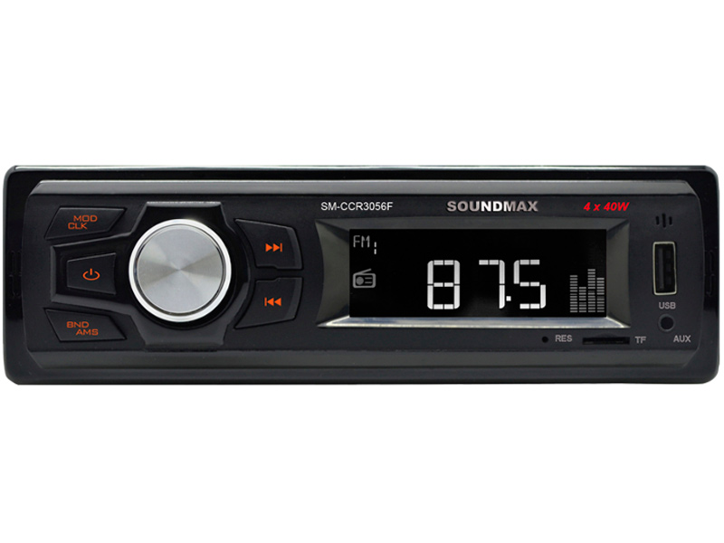 sm j530fm Автомагнитола Soundmax SM-CCR3056F