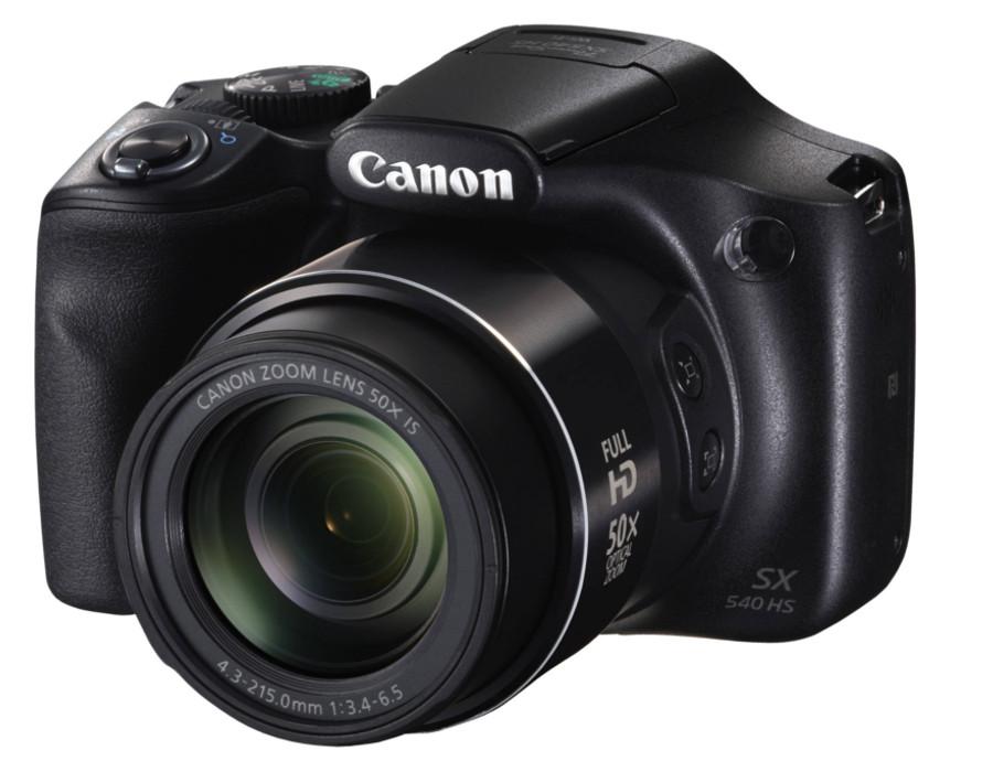 Фотоаппарат SX540 HS Фотоаппарат Canon PowerShot SX540 HS