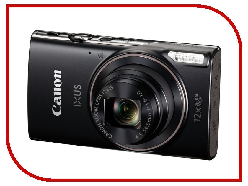 Купить Фотоаппарат Canon IXUS 285 HS Black 1076C001