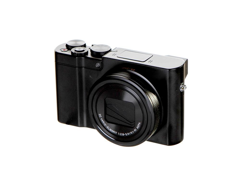 Фотоаппарат Panasonic DMC-TZ100EE-K Black