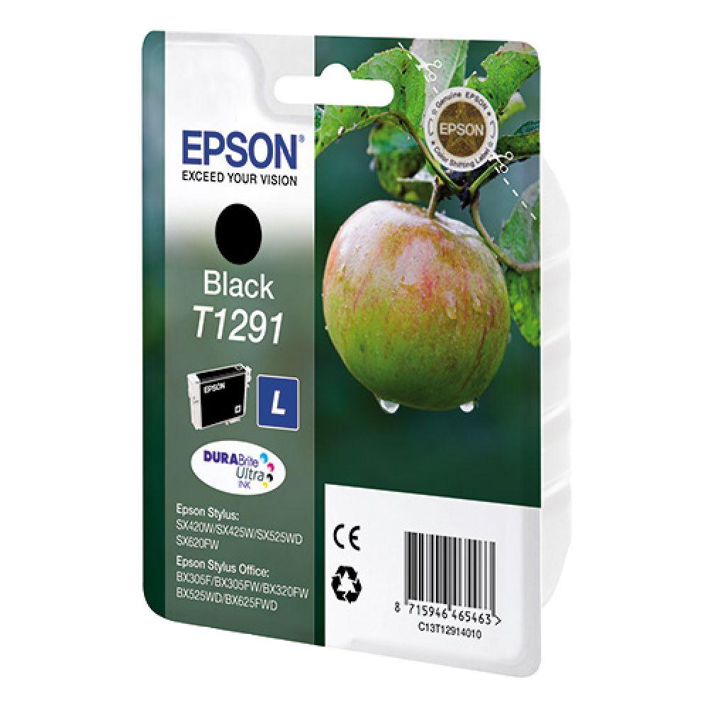 epson s22 купить Картридж Epson T1291 C13T12914011/C13T12914012