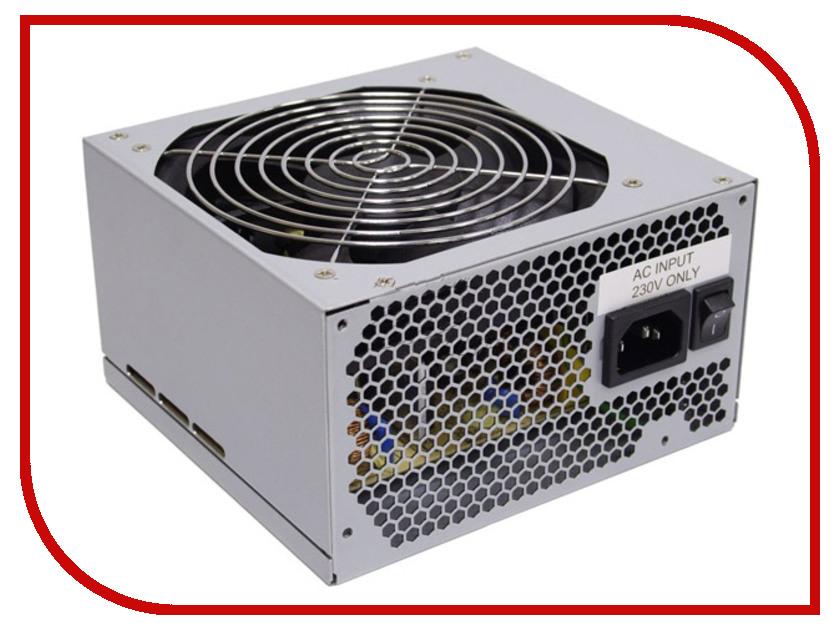 Купить Блок питания ExeGate ATX-UN500 500W Grey EX244555RUS, ATX-UN500 244555