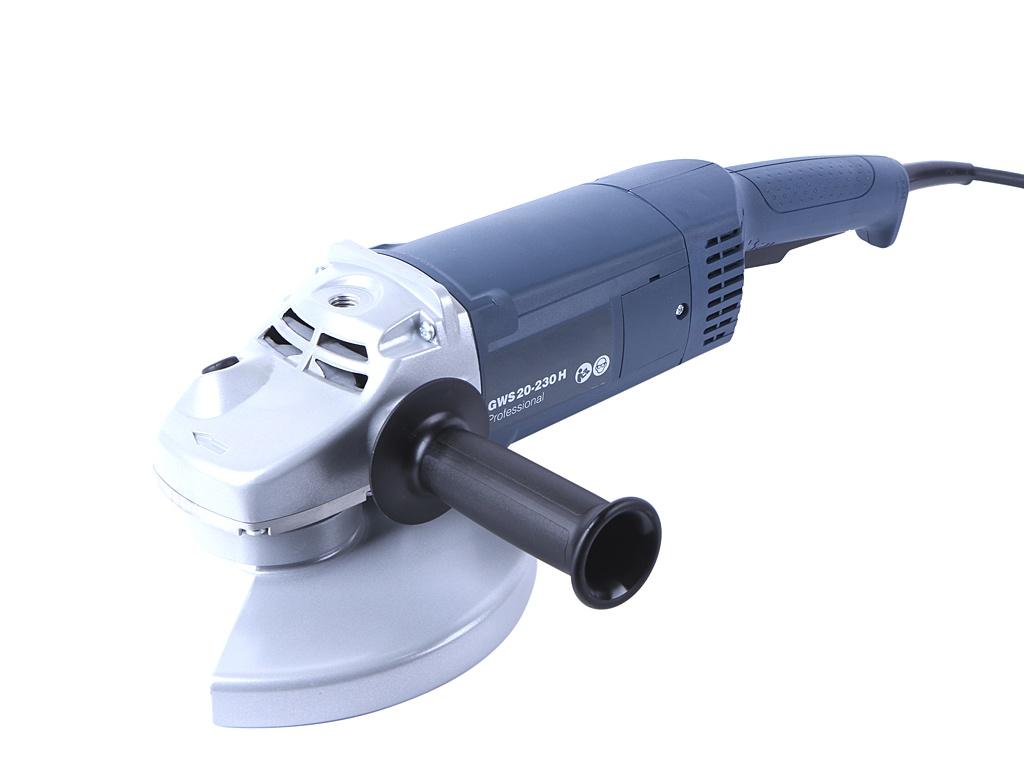 Шлифовальная машина Bosch GWS 20-230 H 0601850107  - купить со скидкой