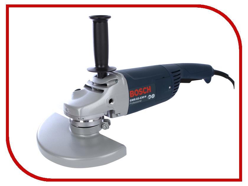Купить Шлифовальная машина Bosch GWS 22-230 H 0601882103