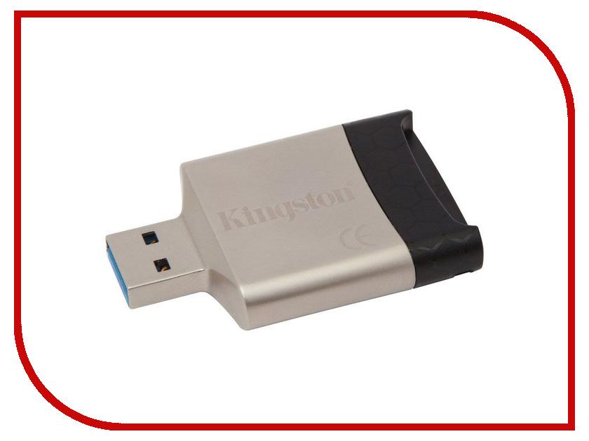 Карт-ридер Kingston MediaLite G4 FCR-MLG4  - купить со скидкой