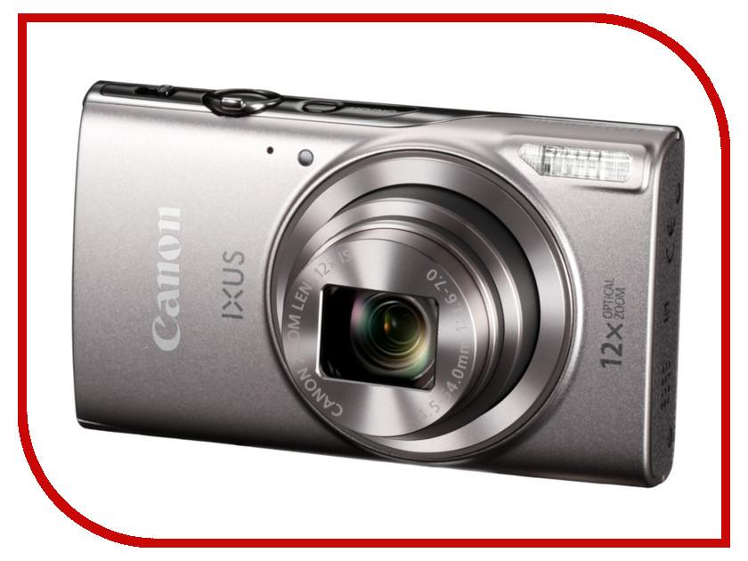 Купить Фотоаппарат Canon IXUS 285 HS Silver