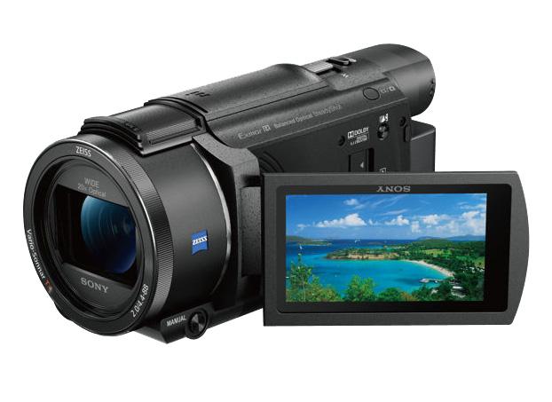 sony nwz b172f купить Видеокамера Sony FDR-AX53
