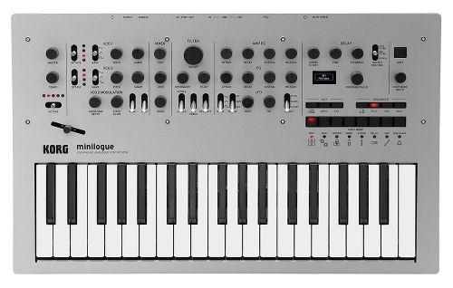 синтезатор yamaha psr s670 Синтезатор KORG Minilogue