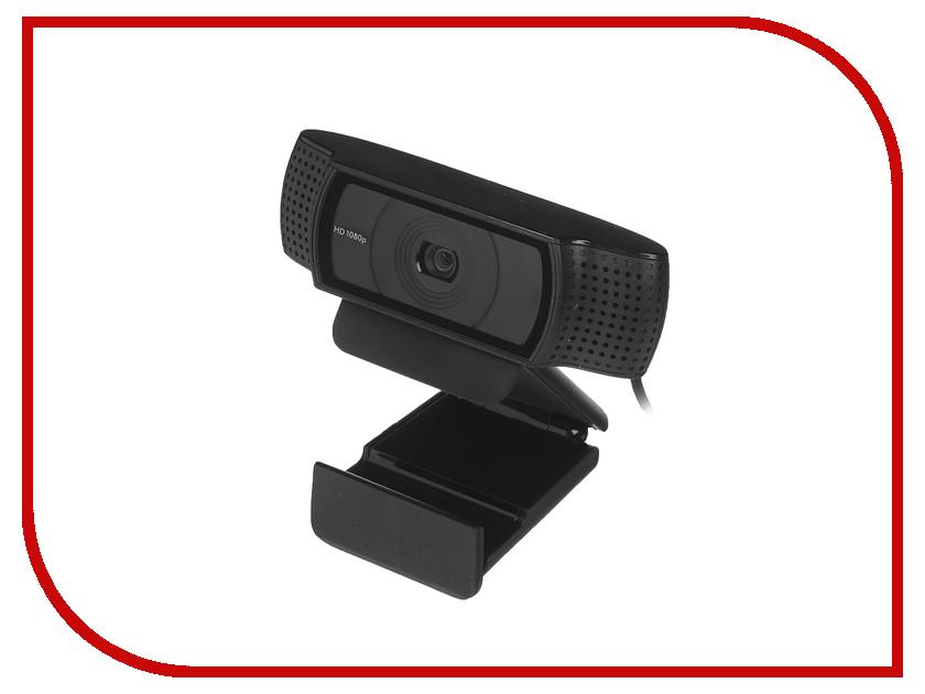 Купить Вебкамера Logitech HD Pro Webcam C920 960-001055 / 960-000769