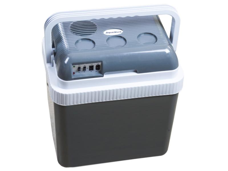 набор пробок aqua work форма 3 в европодвесе 15шт Холодильник автомобильный Aqua Work YT-A-24X
