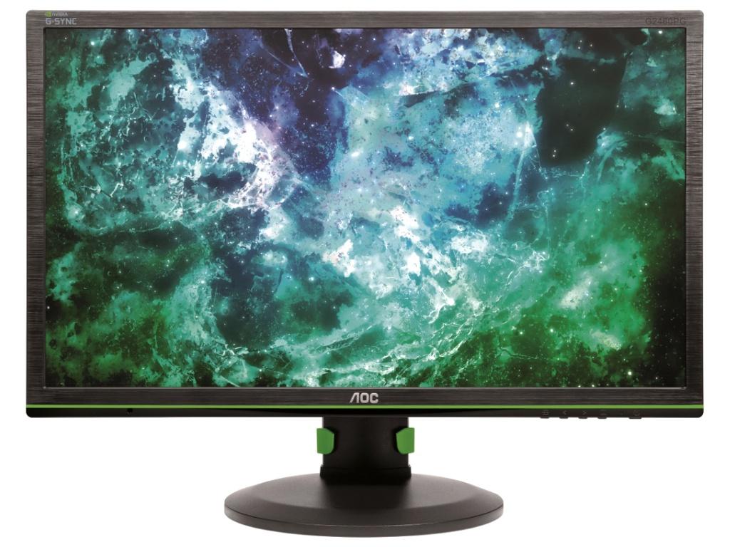 монитор aoc g2460pg emerald black Монитор AOC g2460PG Emerald Black