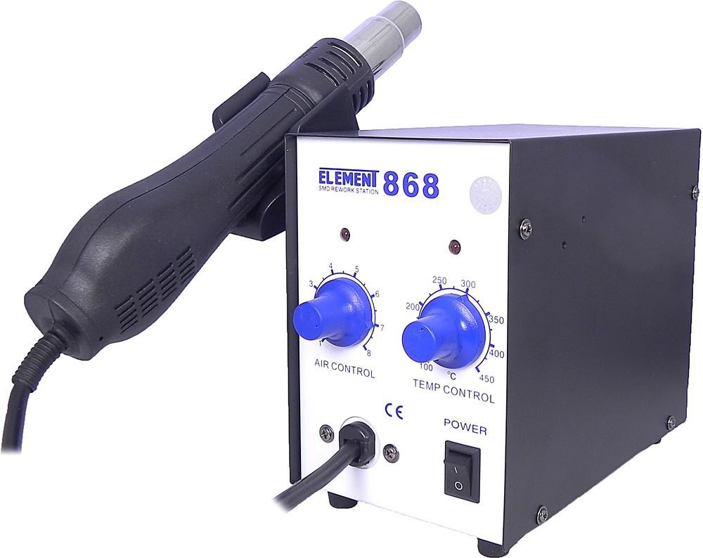 паяльная станция stayer profi 55370 Паяльная станция Element 868