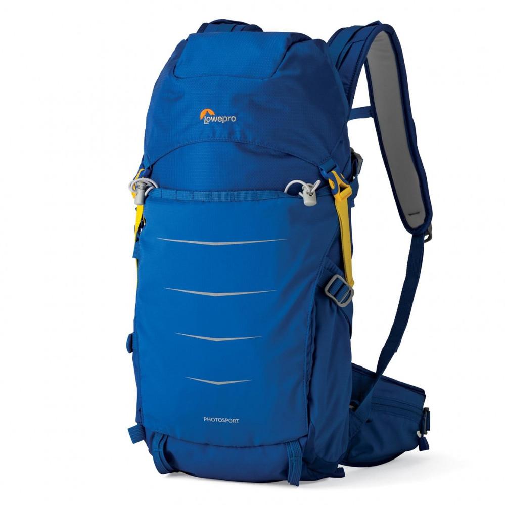 Фото - LowePro Photo Sport BP 200 AW II Blue LP36889-PWW рюкзак lowepro photosport bp 24l aw iii blue lp37344 pww