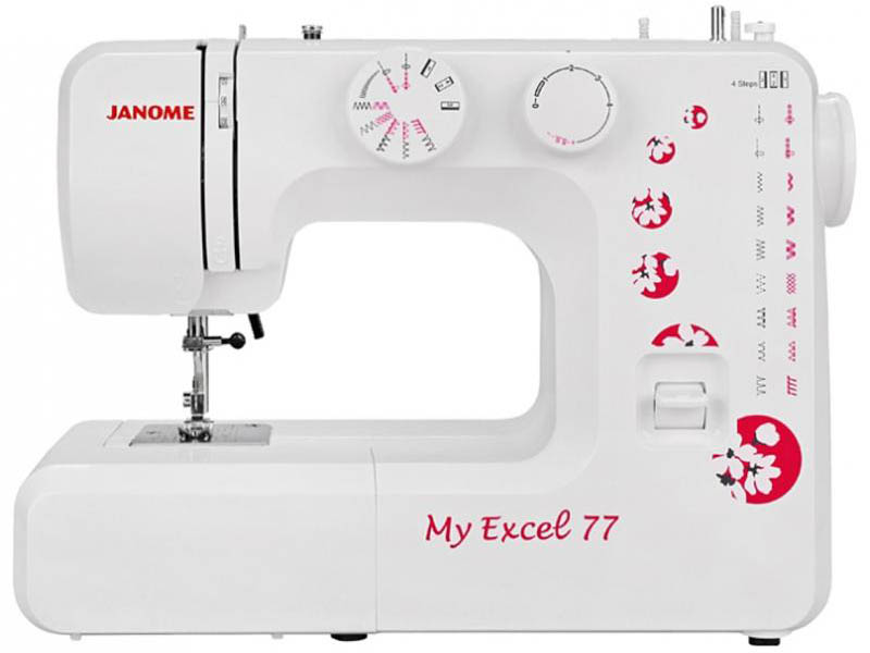 Швейная машинка Janome My Excel 77/MX 77